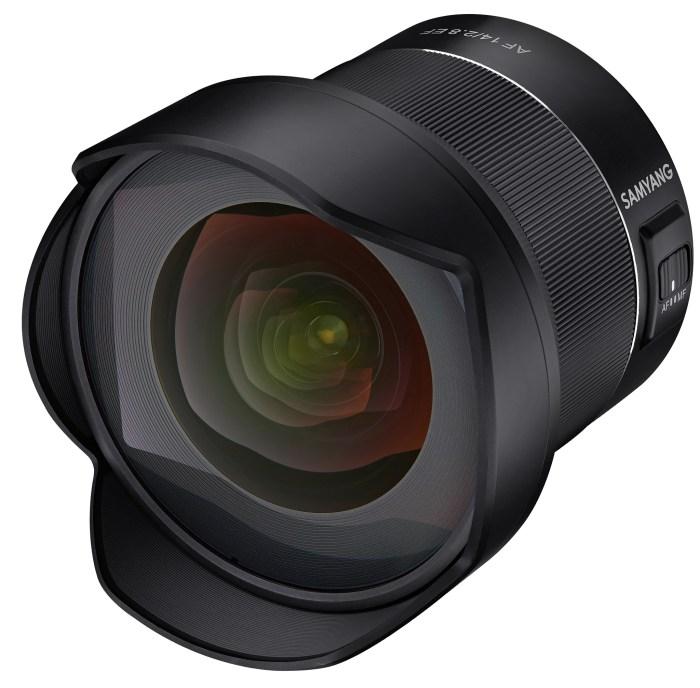 Samyang AF 14mm f/2,8 EF