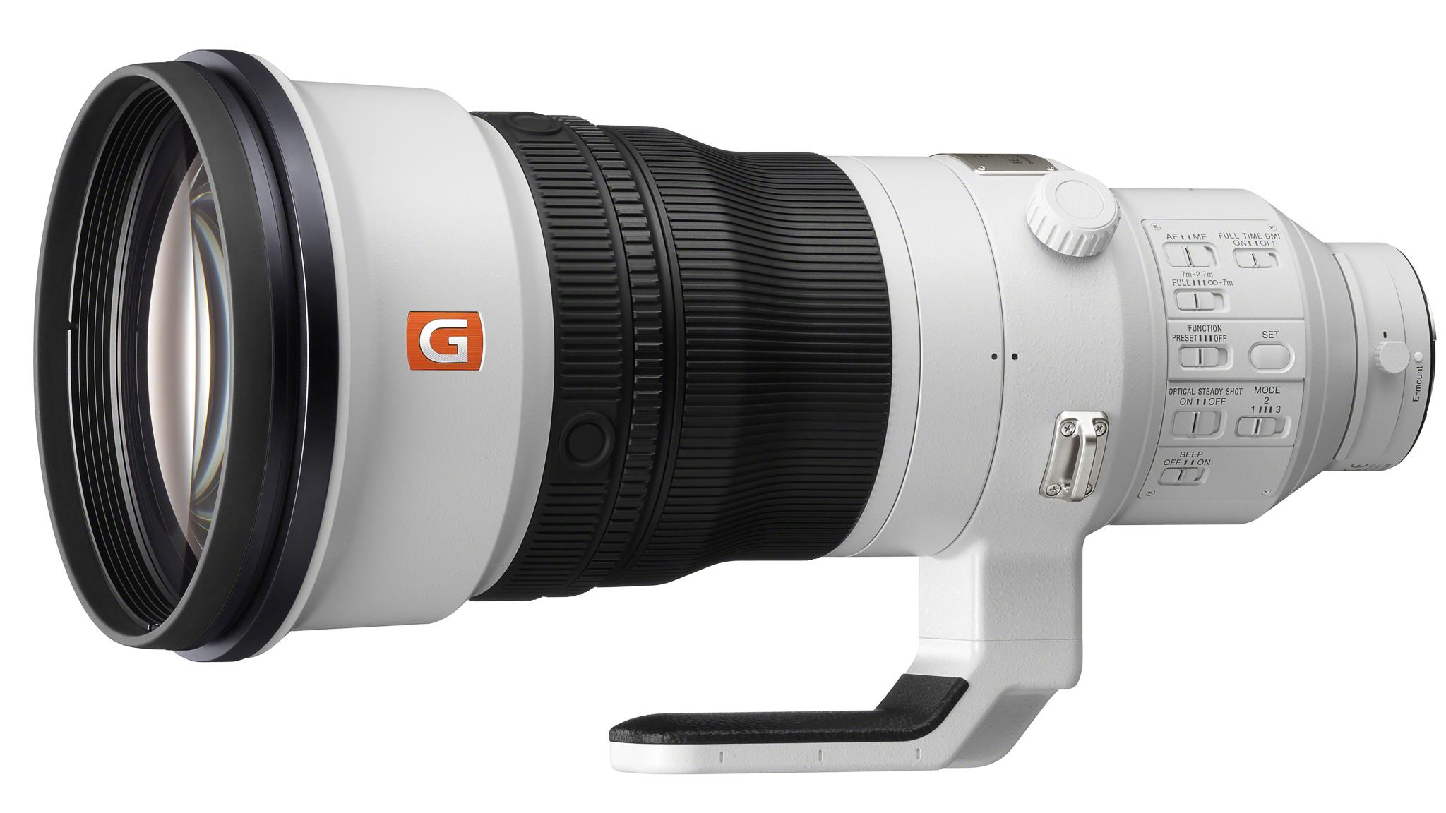 Sony FE 400mm F2.8 G-Master OSS