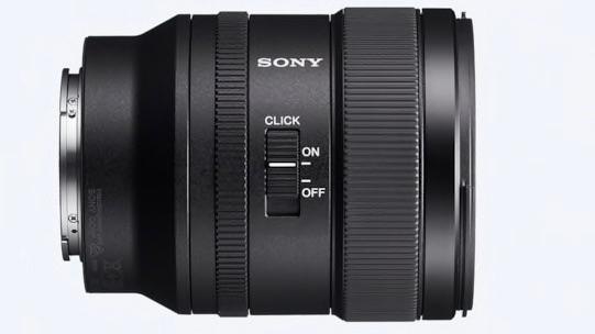 Sony 24mm F1.4 G Master Prime