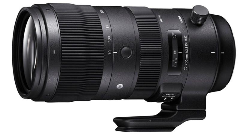 Sigma 70-200mm f/2,8 DG OS HSM Sport