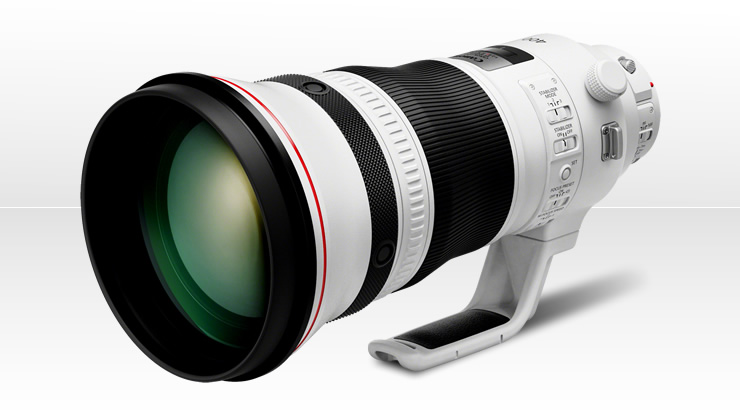 Canon EF400mm f:2.8L IS III USM