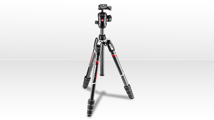 Manfrotto Befree GT Carbon Fibre