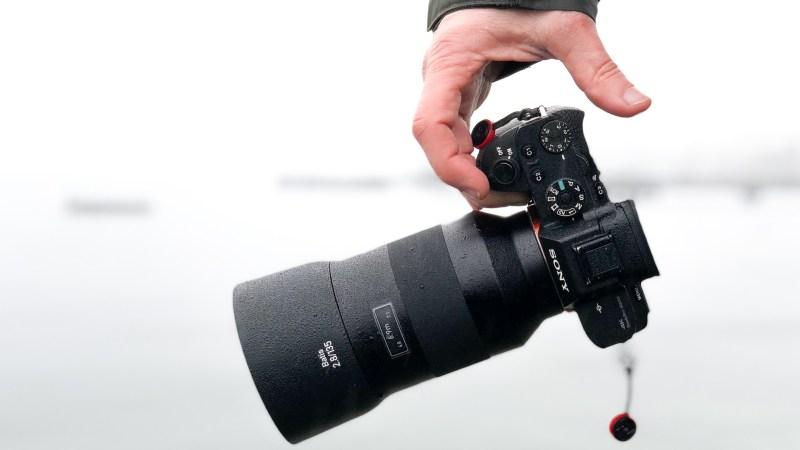 Speilløst kamera