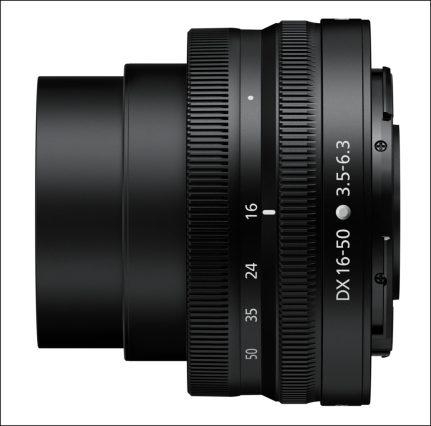 Nikkor Z DX 16-50 mm