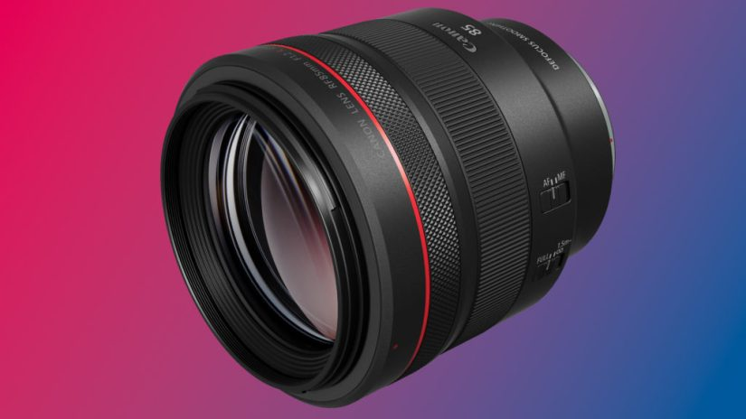 Canon RF 85mm F2.8 L IS USM