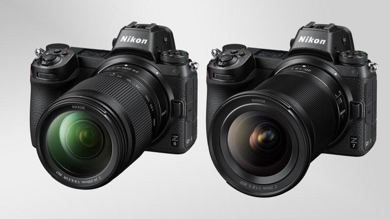 Nikon Z 50 Z 7