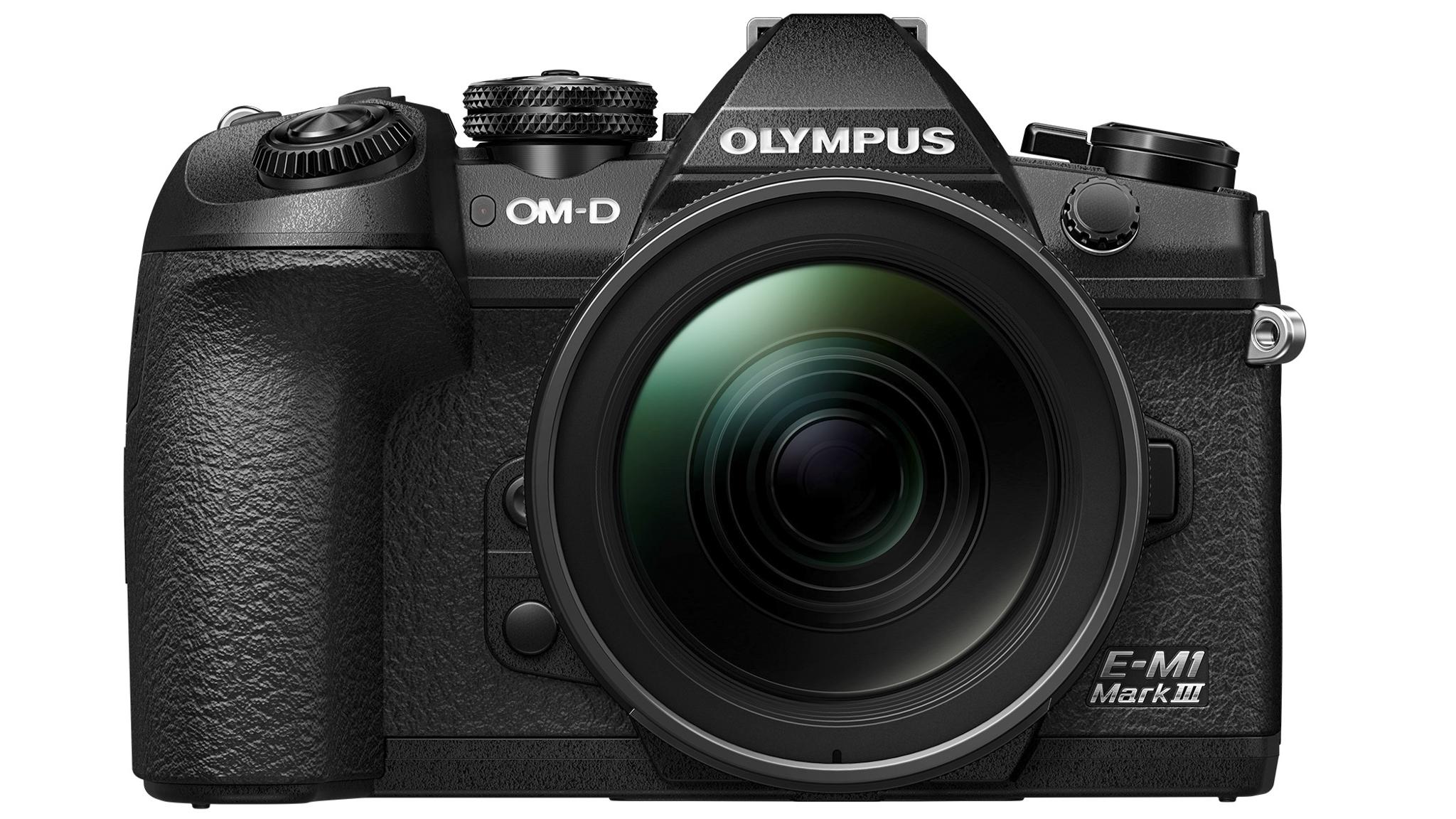 02_E-M1 III_BLK_Front_12-40mm-Edit