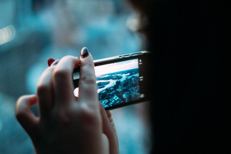 Mobilkamera-vekst