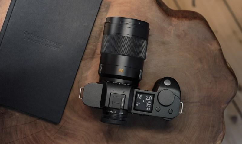 Leica APO-Summicron-SL 28mm f/2 ASPH