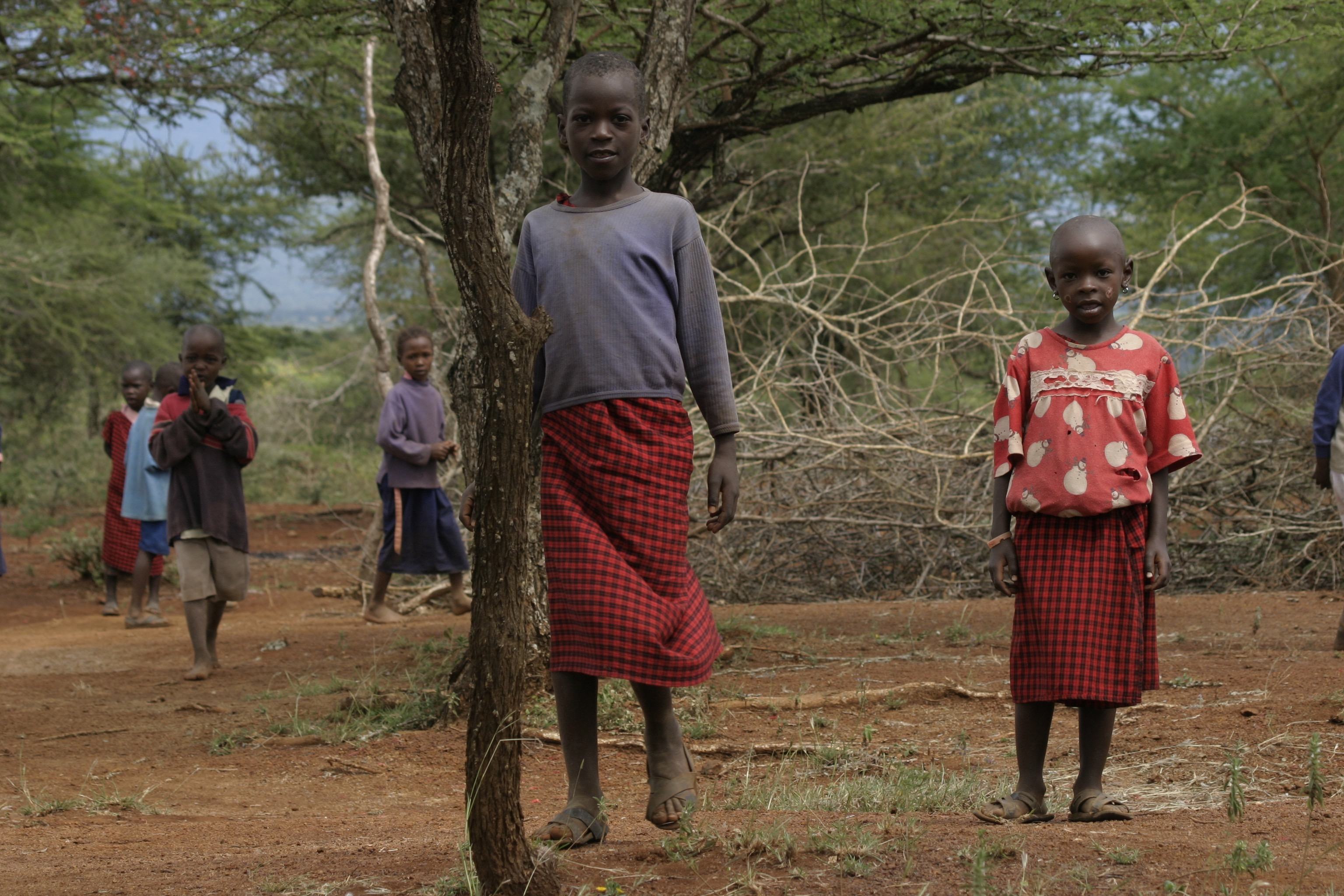 March 22 – Learning Maasai singing