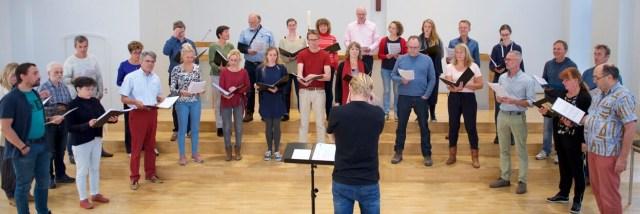 Ave Maria, Maria-programma, zingen in Den Haag, kamerkoor, Kamerkoor Lux, Raoul Boesten, concerten, 24 november 2018, 1 december 2018