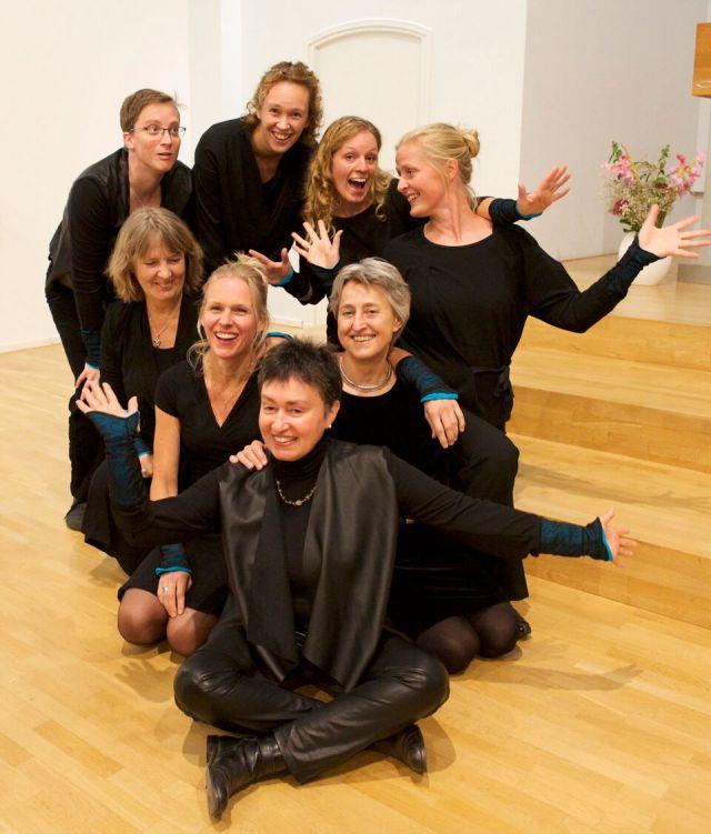 Kamerkoor Lux Den Haag, Sopranen, Stemgroep