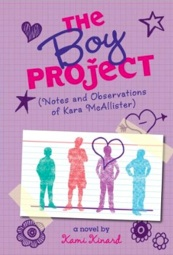 The Boy Project by Kami Kinard