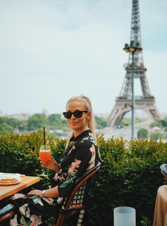 Eiffel Tower Cafe