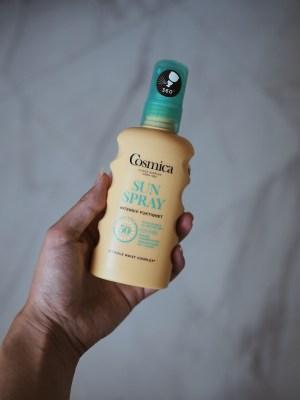 Cosmica SPF 50 Sun Spray