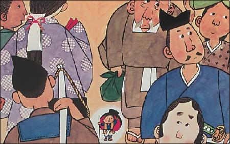 Cerita Cerita Rakyat Yang Terkenal di Jepang