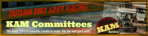 Voluneer needed to head committees