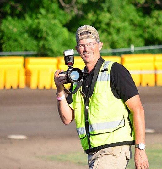 Craig Rennie, Track Photographer