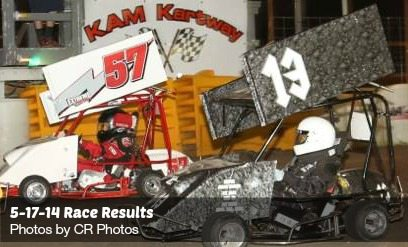 Race results 5-17-14