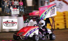 Driver Profile of Tori Tyer