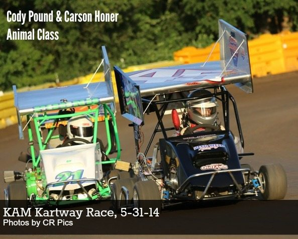 5-31-14 Race Results