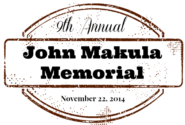 John Makula 9th Annual Logo