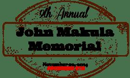 John Makula Memorial Registration