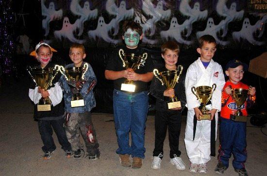 2008 Halloween Banquet