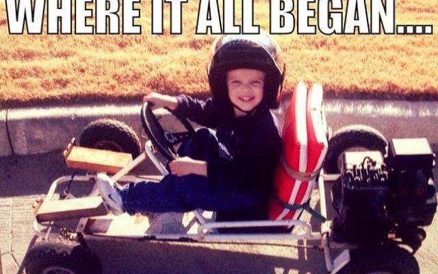 Jett Hays as baby driver 634×444
