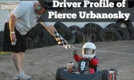 Driver Profile of Pierce Urbanosky