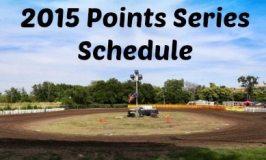 KAM Kartway announces 2015 Points Series Schedule
