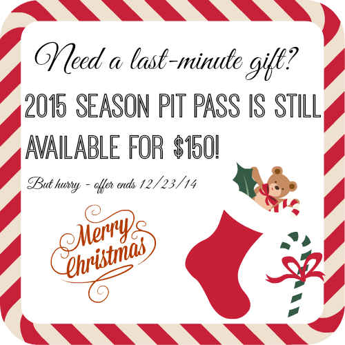 2015 Season Pass special offer