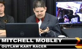 Outlaw Dirt Kart Racer Mitchell Mobley Makes National Debut
