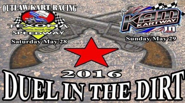 Duel in the Dirt logo