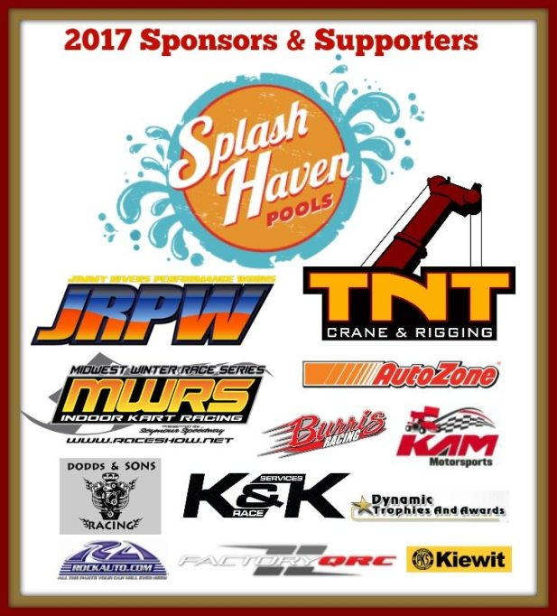 2017 KAM Sponsors and Supporters