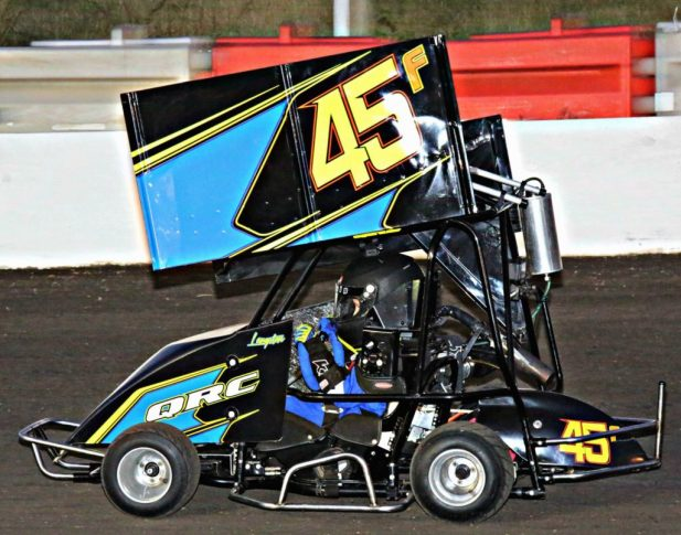 Langston Fetty in the #45F of Jr 1 Clone