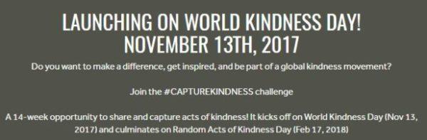 #Capturekindness info image