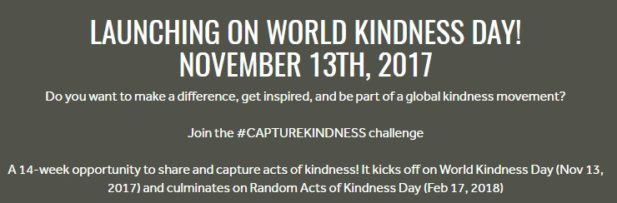 #Capturekindness info image