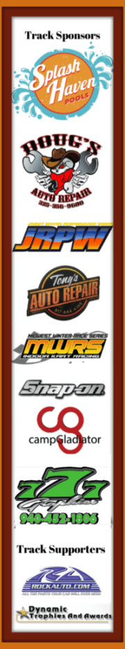 FAQ: Why do I have to run Burris Tires at KAM Kartway? |