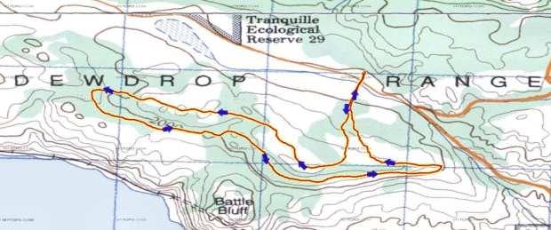 Dewdrop Ridge Loop