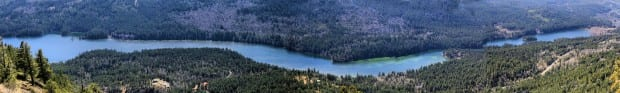 Heffley Lake panor