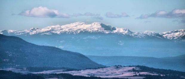mount hamilton view to stoyama
