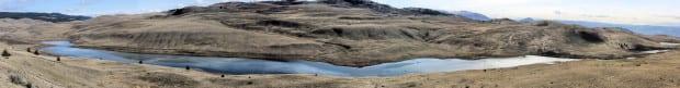 Long Lake panor