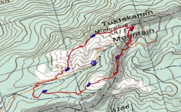 Tul Track 3D
