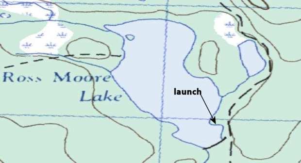 ross Moore Lake