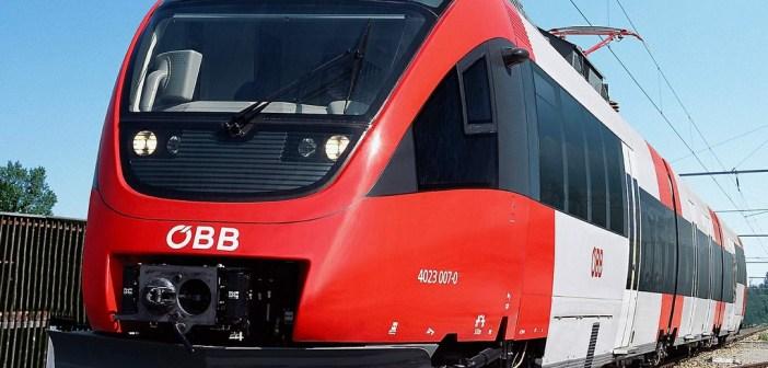 Schienen-Schleifarbeiten an der ÖBB-Bahnstrecke St. Michael-Selzthal