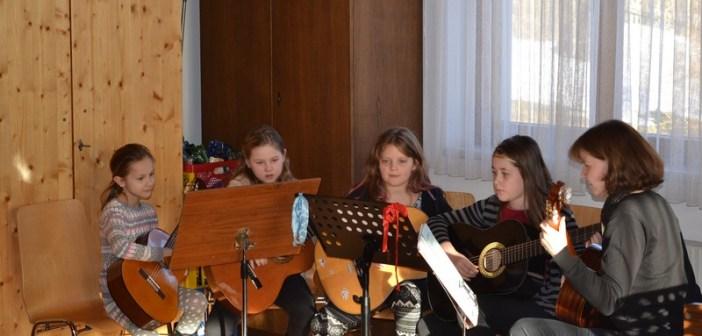 Vorspielstunde der Musikschule Mautern/Liesingtal