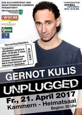Gernot Kulis - Unplugged