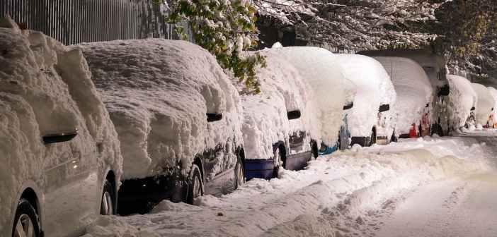 Informationen zum Winterdienst durch die Gemeinde