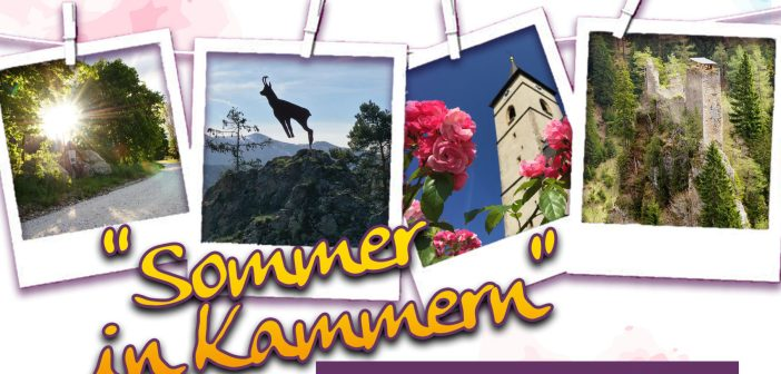 Fotowettbewerb 2021: Sommer in Kammern